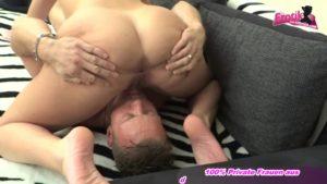 Multiple Orgasmen bei Hausfrau Nicci-Cum