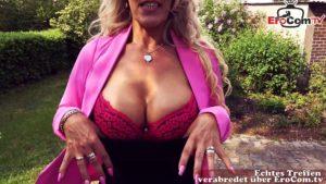 Notgeile Hausfrau Date dicken Titten Lana Vegas