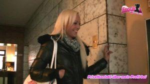 Deutsche Nutte besucht Freier Hotel