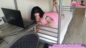 Dicke Webcam Teen Anastasia-XXX spritzt ab