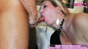 Frau mit großem Busen Sandybigboobs Fick im Hotel